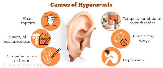 hyperacusis causes